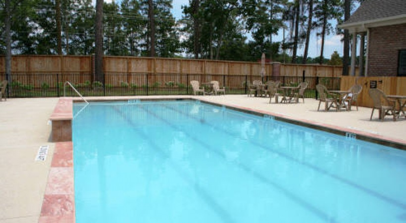 Magnolia Pool